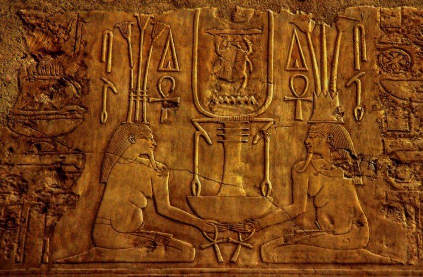 Что знали шумеры и египтяне о моноатомном золоте?