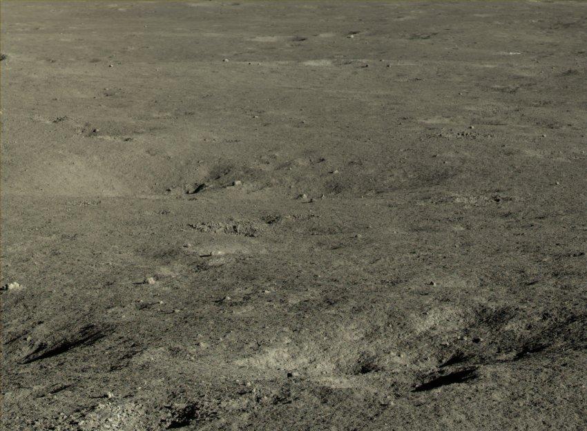 В Сети появились новые удивительные фото с темной стороны Луны