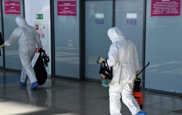 Китайский коронавирус добрался до России
