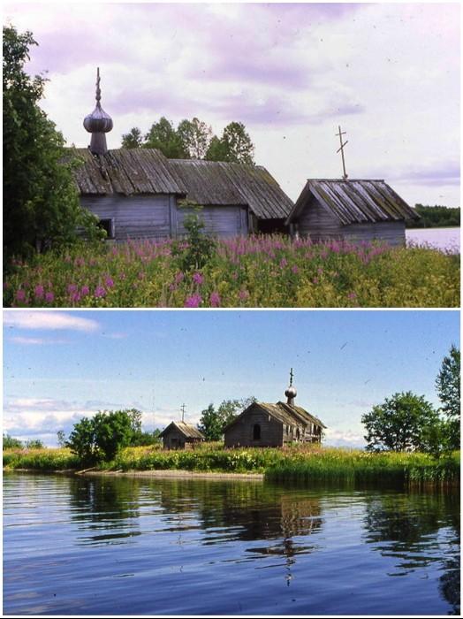 Самобытные образцы старинного русского зодчества на просторах Карелии