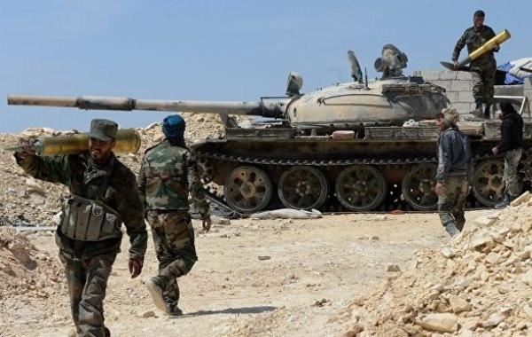 Боевики в очередной раз напали на российскую базу в Сирии