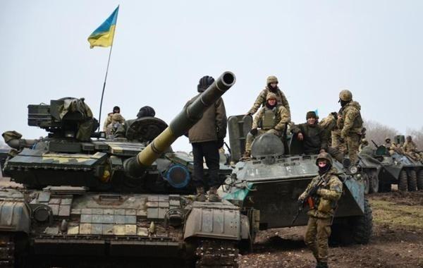 В ЛНР четверо военных погибли после обстрела