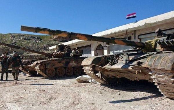 Ситуация в Сирии продолжает упорно нагнетаться