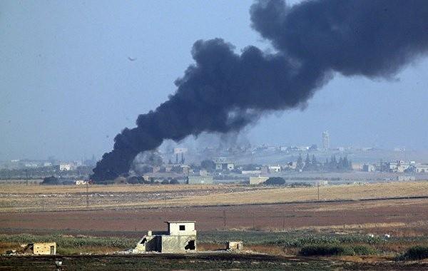 Турция вновь атаковала сирийскую армию