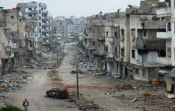 Боевики держат в страхе жителей сирийского Алеппо