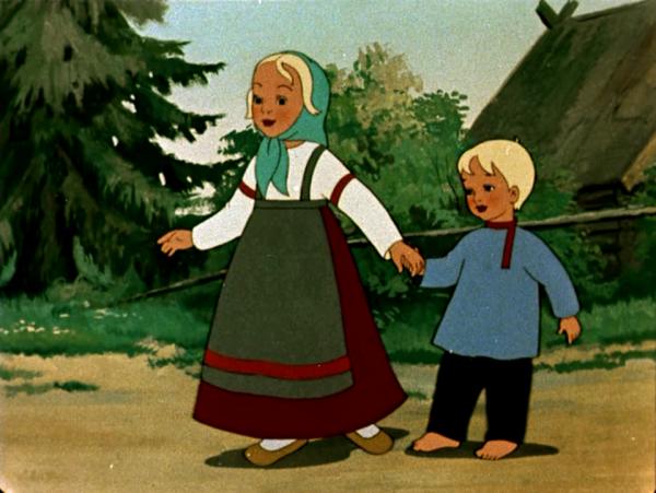 Самые советские сказки о древней Руси