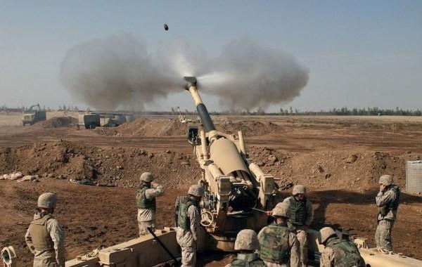 Бои в Сирии продолжаются по ряду направлений