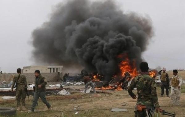 Ситуация в сирийском Идлибе продолжает нагнетаться