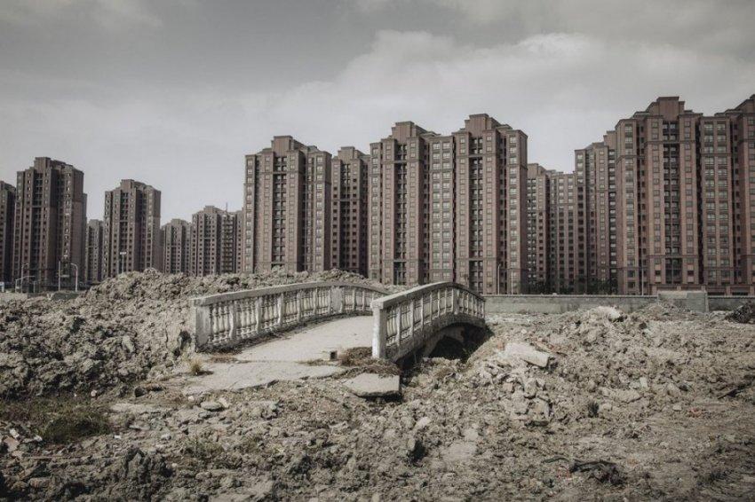 Города-призраки Китая