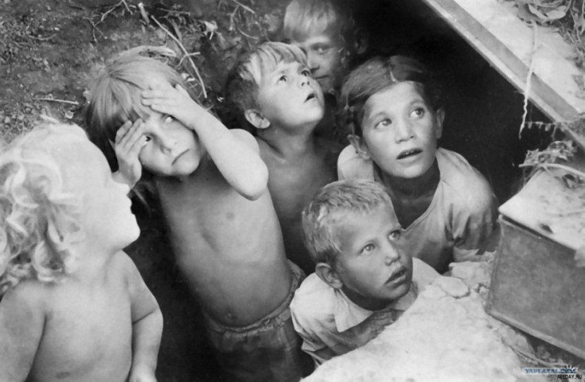 Откровения детей военного Сталинграда