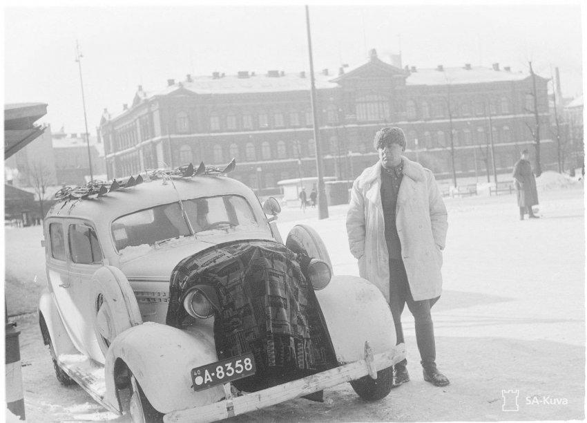 Операция «Стелла Полярис»: Холодная война и роль финской разведки
