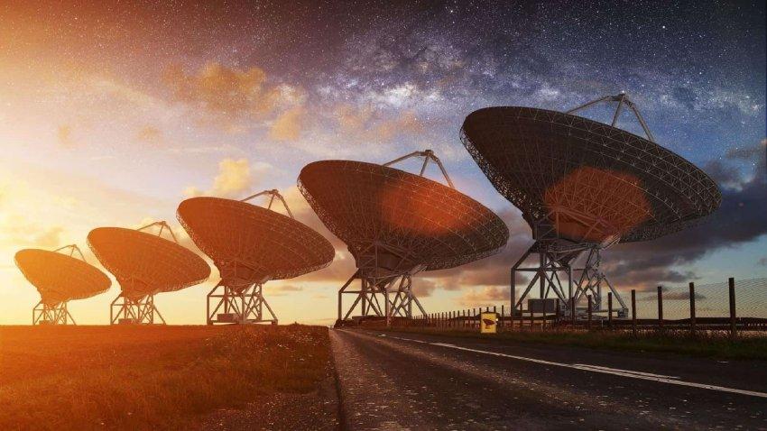 Ученые SETI: люди быстрее найдут разумную внеземную жизнь, чем её простейшие формы