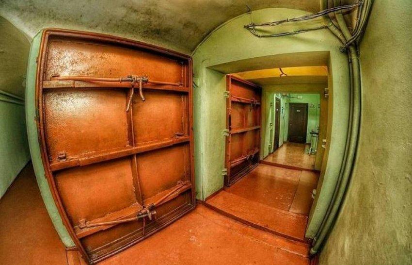 Сталинский бункер с 17-километровым тоннелем и штабквартирой
