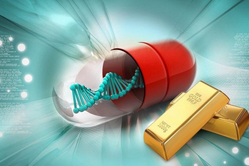 Смертоносный химиопрепарат стоит в 4000 раз дороже золота