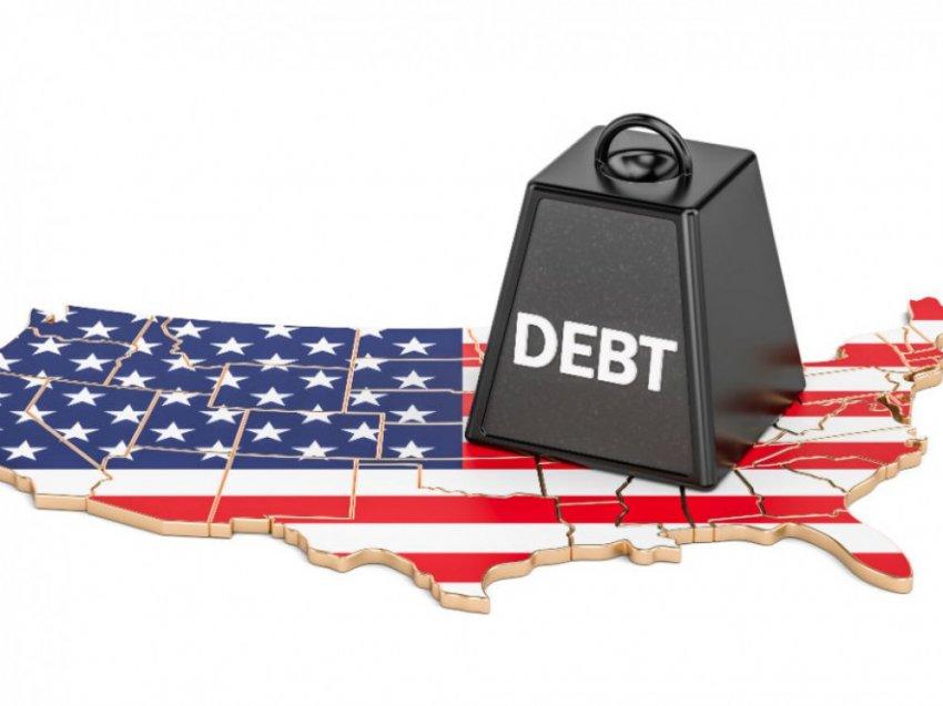 Размер нацдолга США на 2020 соизмерим со всей экономикой страны