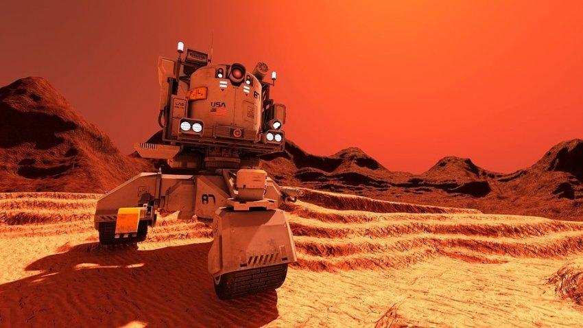 Марс был обитаем: ученые нашли неоспоримые доказательства
