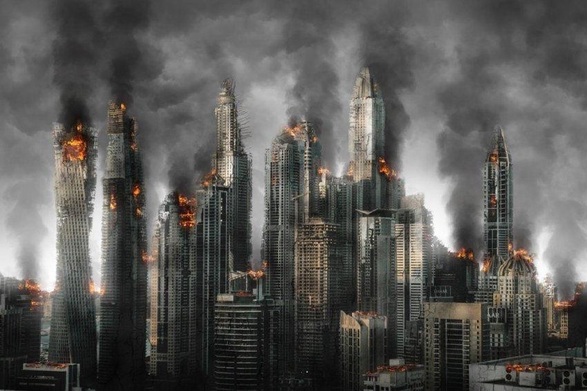 Апокалипсис, мир без людей и где можно будет спастись?