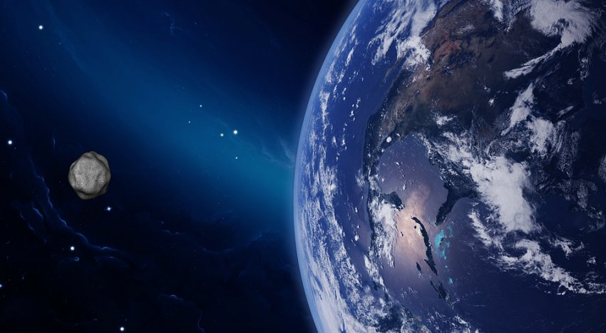 Ученые опубликовали удивительный снимок минилуны Земли