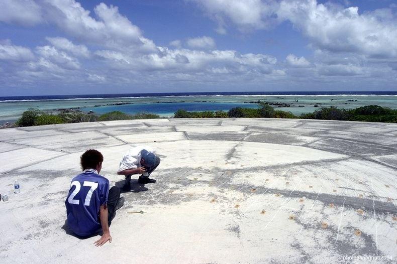 Купол Рунита - спрятанный радиоактивный мусор США в Тихом океане