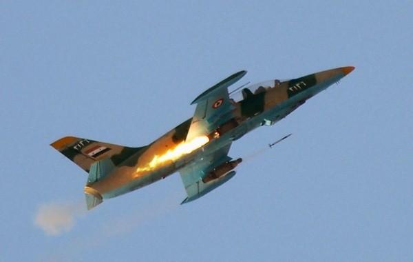 Турция сбила два сирийских самолета в Идлибе