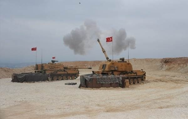 Турция нарастит военный потенциал в Сирии