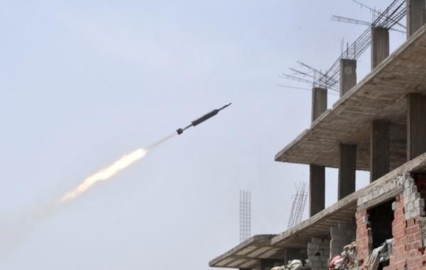 Сирия и Турция обменялись ударами тактических ракет