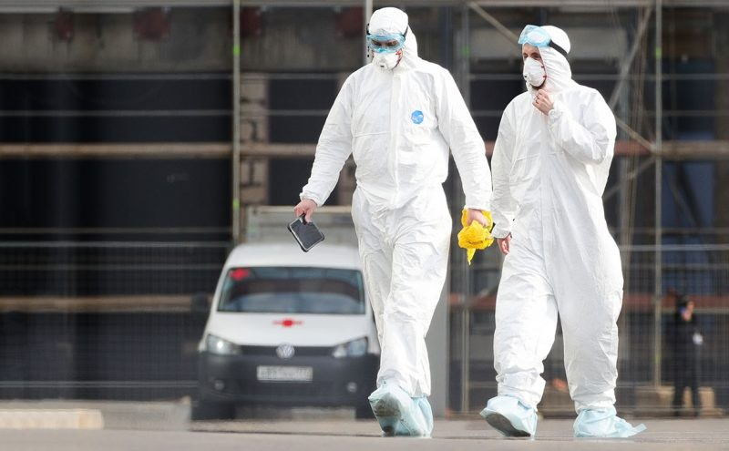 В Краснодаре зафиксирован первый случай заражения коронавирусом