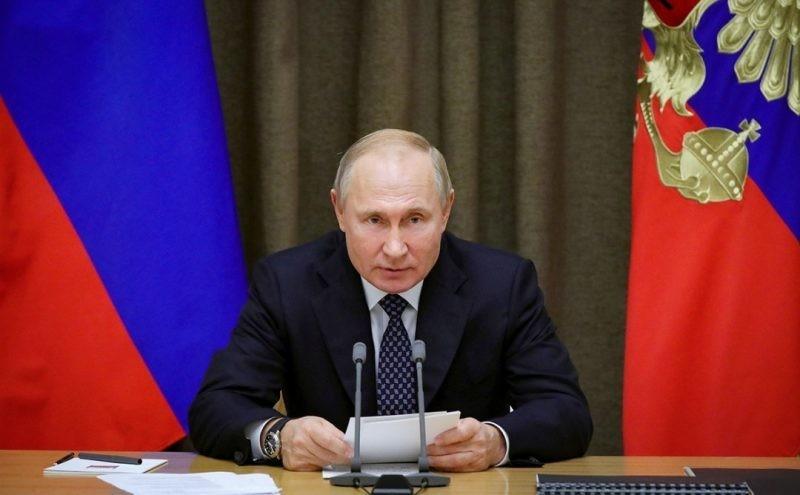 Российский лидер Владимир Путин высказался по поводу коронавируса