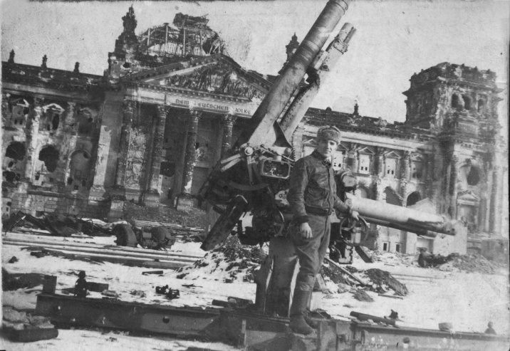 Акция «Фронтовой инстаграм» посвященная юбилею со Дня Победы