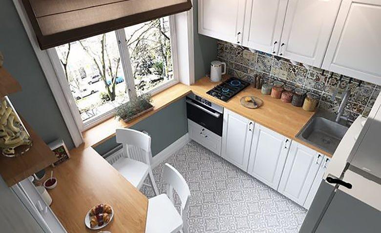 Почему в советские времена квартиры оборудовали маленькими кухнями