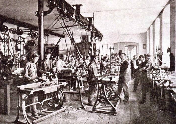 Как капиталисты установили восьмичасовой рабочий день