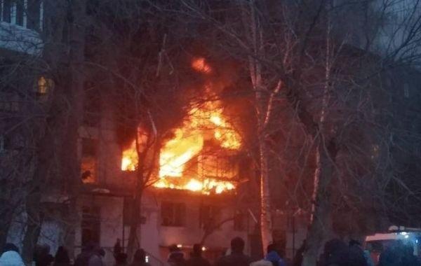 В Магнитогорске задержали виновника взрыва в жилом доме