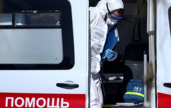 В Санкт-Петербурге от коронавируса умер первый человек