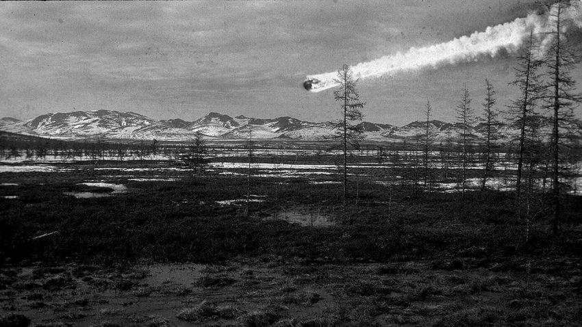 В сибирском озере нашли остатки Тунгусского метеорита