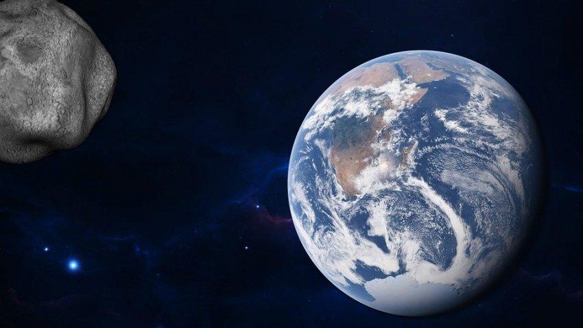НАСА предупредило о том, что к Земле приближается астероид диаметром 44 метра