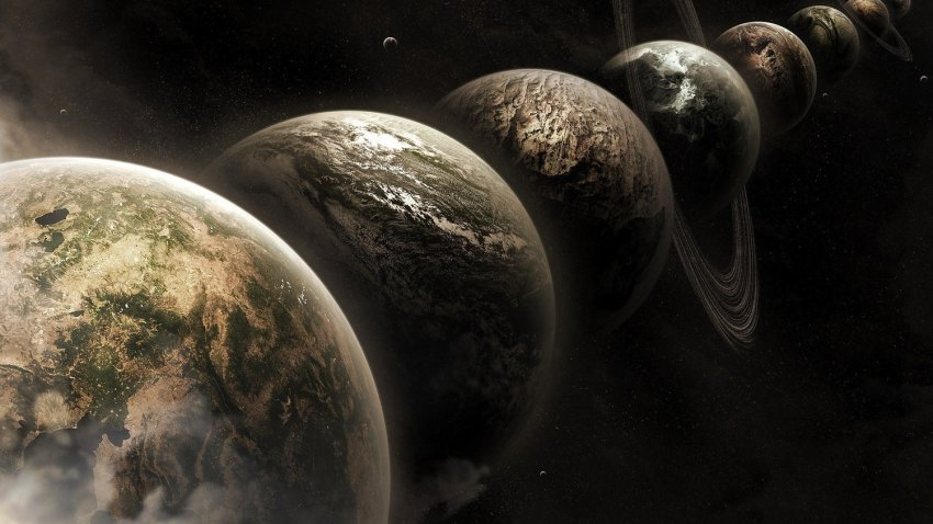 Параллельные вселенные существуют и физики это скоро докажут