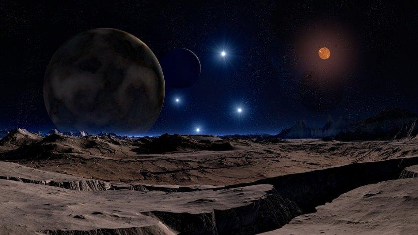 На краю Солнечной системы нашли больше сотни небольших планет