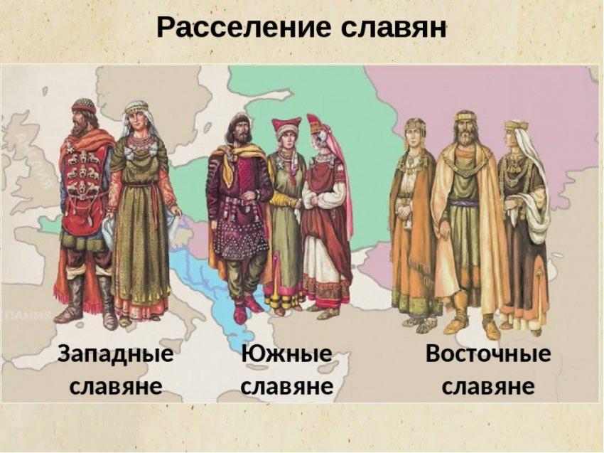 Славянский ген и мутация R1a - кто такие славянские славяне