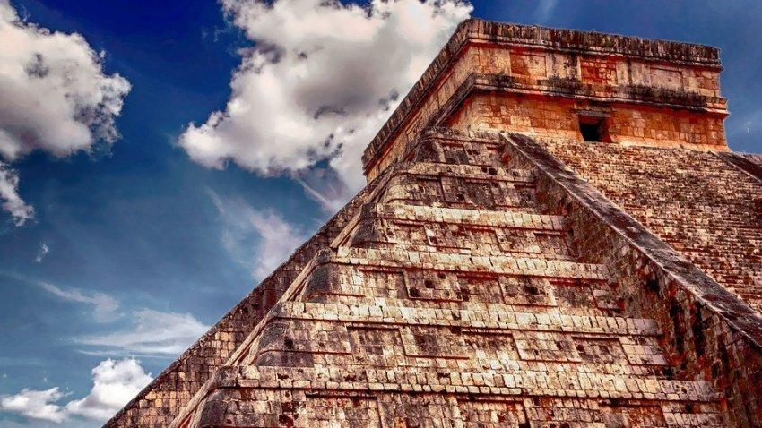 В Мексике на заднем дворе нашли потерянную столицу майя