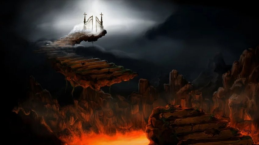 Мужчина, побывавший в аду, рассказал, за что наказывают грешников