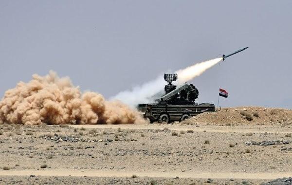 Сирийские ПВО сбили израильские ракеты