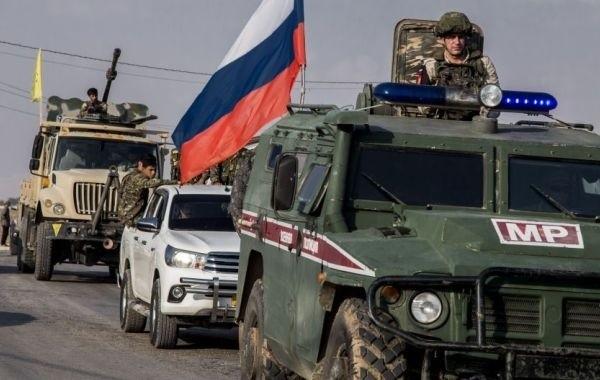 Россия и Турция провели совместное патрулирование в провинции Алеппо