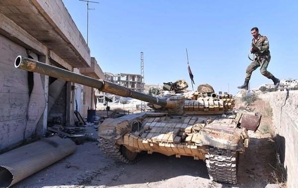 Минобороны России обнародовало новый бюллетень по ситуации в Сирии