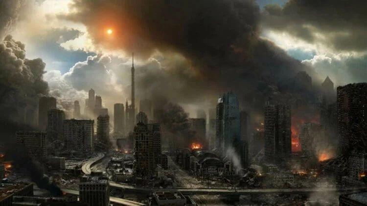 Каким станет общество после отключения интернета?