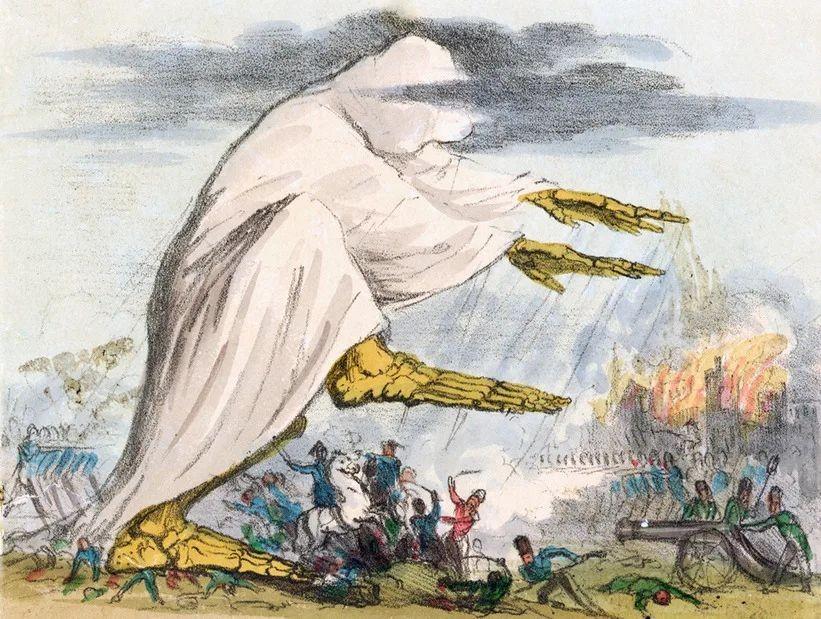 Как боролись с чумой в XVIII веке без разрушения экономики