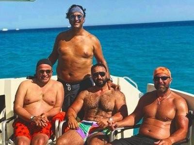 Бывший известный футболист Мидо, весивший свыше 150 кг, сумел сбросить лишний вес