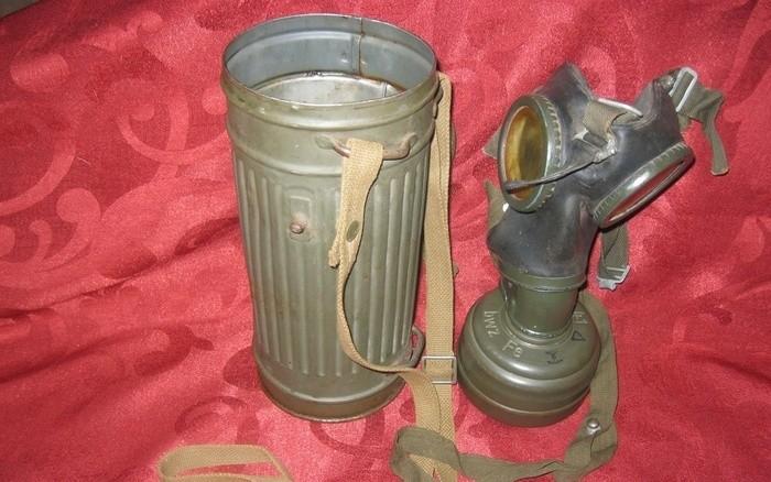 Газбаки - предназначение металлических цилиндров вермахта