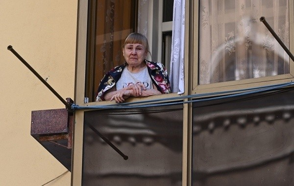 В России вновь продлили режим самоизоляции