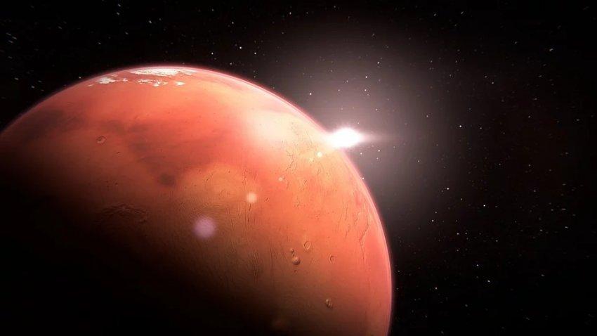 Ученые почти доказали, что на Марсе есть жизнь