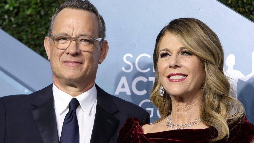 Том Хэнкс рассказал, как он и его жена перенесли коронавирус